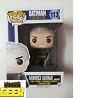 Funko Dark Knight Returns Unmasked Armored Batman Pop Vinyl Figure PX Exclusive