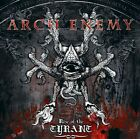 Arch Enemy Rise of the Tyrant Japan CD QATE-10013 SHM-CD 2011 OBI