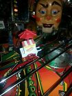 Funhouse Fun House Pinball Machine Hot Dog Cart Led Mod