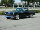 1956 Ford Thunderbird TWO TOP ROADSTER 1956 FORD THUNDERBIRD T BIRD BOTH TOPS PORT HOLE HARD TOP 312 3 SPEED O D