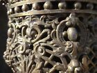 Antique Parlor Oil Kerosene Ornate Lamp Stand Base