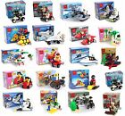 Lot of 20 kinds small City Friends Police Pirate building block fit toy lego