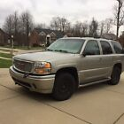2002 GMC Yukon Denali 2002 for $5000 dollars