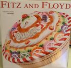 NIOB ~ Fitz and Floyd NUTCRACKER SWEETS Covered Pie Keeper Safe Cheesecake Dish