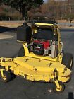 Commercial Mower 52 Inch Cut Zero Turn Hydraulic Drive Stand On