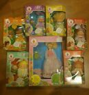 Strawberry Shortcake Dolls Complete Berrykin Collection NEW Factory Sealed