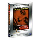 THE PASSION of JOAN OF ARC 1928 Carl Theodor Dreyer DVD NEW