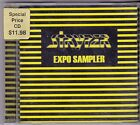 ROBERT SWEET STRYPER EXPO SAMPLER (*NEW-CD, 2000, M8) Titanic, Xian Metal Demo