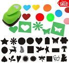 2 Inch Paper Lever Craft Punch Tool Scrapbooking Cards SELECT YOUR DESIGN