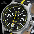 Vostok-Europe Expedition North Pole LE Automatic Leather Strap Watch - 5955196