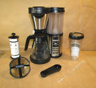 Ninja Coffee Bar Brewer with 43 oz. Glass Carafe with Stainless Steel Accent