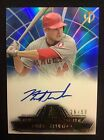 MARK TRUMBO 2014 TOPPS TRIBUTE AUTOGRAPH CARD #26 50 LOS ANGELES ANGELS