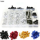 Complete Fairing Bolt Kit Body Screws For BMW R1200RT 2005-2015 Silver All Years