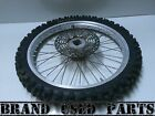 1995 SUZUKI RM 250 Front Wheel Rim Tire Hub Complete Assembly Oem Stock 21 INCH