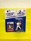 1988 Canadian Starting Lineup Wade Boggs/Boston Red Sox/Plant High School/SLU