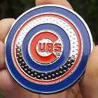 Chicago Cubs World Series Champs Poker Card Guard Collector Coin Golf Marker NEW