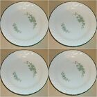 Set Of 4 Corning Ware Corelle Callaway Ivy Salad Plates 7.25
