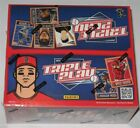 Lot 3 Sealed Unopened 24 Pack Boxes 2013 Panini Triple Play Baseball Cards box