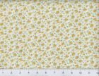 Calico 100 Cotton Sewing Quilting Fabric Bty