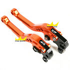 For KTM 690 SMC 08-11/690 SMC/SMC-R/Duke/Duke R 12-13 CNC Brake Clutch Levers