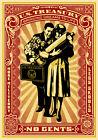 OEBY Giant PROUD PARENTS offset print edition of 750 Shepard Fairey 2007