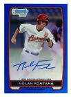 2012 Bowman Baseball Chrome Prospect Autographs Gallery and Guide 45