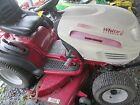 2004 White GT 2550 H garden lawn tractor 50 cut 25hp Tecumseh used riding mower