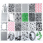 Many Patterns Plastic Embossing Folder Template DIY Scrapbook Papercraft Gift DH