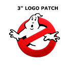 Ghostbusters Movies No Ghosts Logo Embroidered Iron Sew On Patch 3