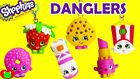 Shopkins Dangler Keychain Many Options Collect Them All