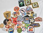 large lot of boy scouts patches bsa vintage modern ranger