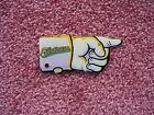 Funhouse Pinball Machine Keychain by Williams   New Old Stock