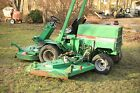 Ransomes Cushman 6150 51 HP Kubota Diesel Bat Wing Mower 4 Wheel Drive Runs Good