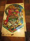 Bally PARAGON Pinball Unpopulated Playfield (Wood only)