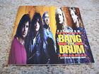 Fighter - Bang The Drum CD *RARE* 1992 Wonderland Amy Wolter