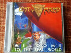 LOST & FOUND WELCOME TO THE REAL WORLd CD CHRISTian GLAM Traxter STRYPER Lex Rex