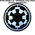STAR WARS Galactic Empire Imperial Iron Sew On Applique Patch US Seller
