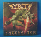 Facemelter by Y&T (CD, Jun-2010, Mean Streak Music Company)-FREE SHIPPING-