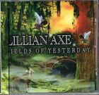 LILLIAN AXE - FIELDS OF YESTERDAY - CD NEW OOP!!! RARE MELODIC HARD!!!