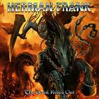 HERMAN FRANK - THE DEVIL RIDES OUT - CD NEW !!!! 2016 ACCEPT