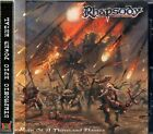 RHAPSODY - RAIN OF A THOUSAND FLAMES - NEW CD WITH OBI !!! LIMITED QUANTITY