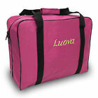Luova 14'' Sewing Tote For 3/4 Size Machines In Pink