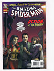 The Amazing Spider Man 583 NM Marvel Comic Book 1st Appearance Of Obama DE27