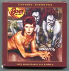 David Bowie – Diamond Dogs Remastered, 30th Anniversary 2CD Edition Rare OOP