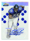 2003 TOPPS FINEST TERRELL SUGGS RC REFRACTOR AUTO AUTOGRAPH RAVENS ROOKIE 54 199