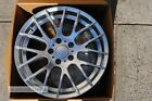 NEW SET OF 4 WHEELS 19 CSL GTS STYLE SILVER FITS BMW 3 4 5 SERIES Z3 Z4