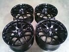 Avant Garde Black 19 wheels rims for Porsche 911 987 996 997 Turbo Boxster