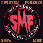 Dee Snider's S.M.F.s ‎– Twisted Forever (CD, 16 Tracks)-FREE SHIPPING-SMF