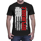 Deplorable American Flag Trump Movement USA Pride President Mens T Shirt