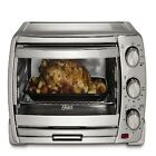 Best Countertop Convection Oven Toaster Pizza Electric Large, Brushed Chrome